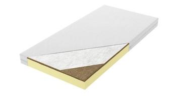 Colchón de espuma-fibra de coco