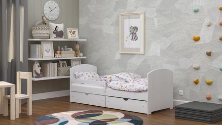 muebles para ninos, camas para ninos muebles infantiles, cama para ninos, cama para ninos con barandilla