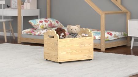 caja para juguetes