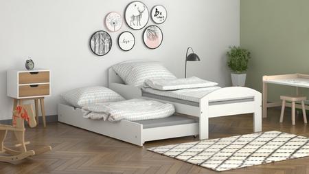 cama para bebé
