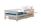 una cama para un niño