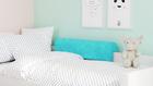 protector de cama,