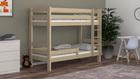 cama madera maciza